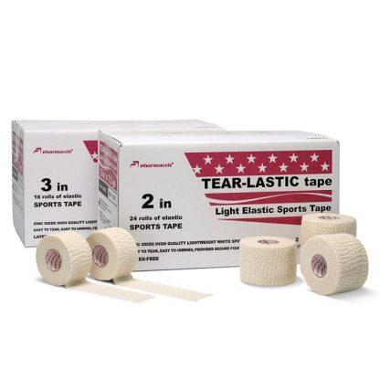 Tear-Lastic Tape Pharmacels® коробки и ролики