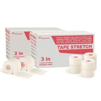 STRETCH Tape Pharmacels® коробки и рулоны