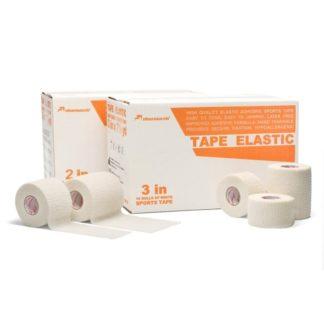 спортивный эластичный тейп Pharmacels коробка и ролики