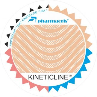 кинезио бежевый лого 1м Pharmacels® KINETICLINE Tape