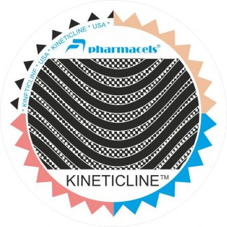 Pharmacels® KINETICLINE Tape лого чёрный