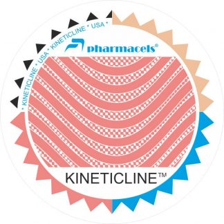 Pharmacels® KINETICLINE Tape лого розовый
