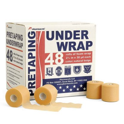 podteipnik_Under Wrap Pharmacels® коробка и ролики