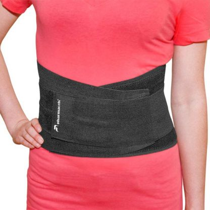 BACK BRACE Pharmacels вид спереди