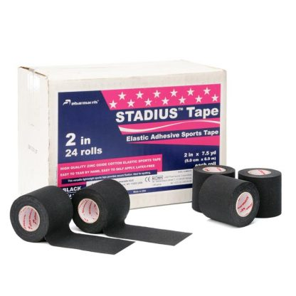 Stadius Tape Pharmacels® коробка и рулоны чёрный