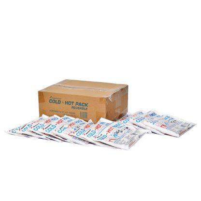 коробка гелевых пакетов