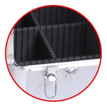 чемодан внутренние перегородки
