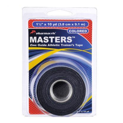 MASTERS Tape Colored Pharmacels® 1 рулон чёрный в индивидуальной упаковке
