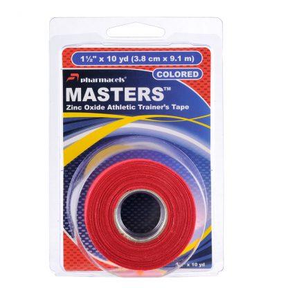 MASTERS Tape Colored Pharmacels® красный в индивидуальной упаковке