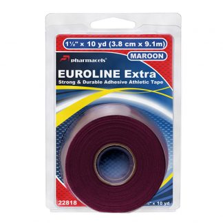 Pharmacels Euroline Tape sports бордовый