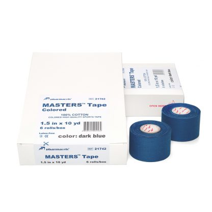 MASTERS Tape Colored Pharmacels® синий